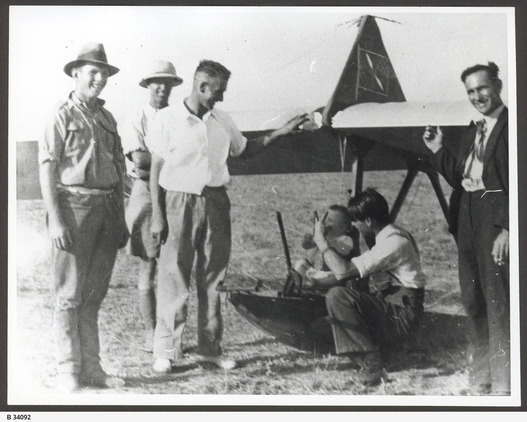 1938 Waikerie Gliding Club State Library of South Australia B 34091