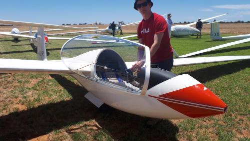Waikerie Gliding Club Coaching Week 2020 2021